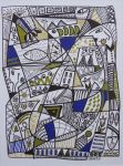 graphisme-bleu-noir-or